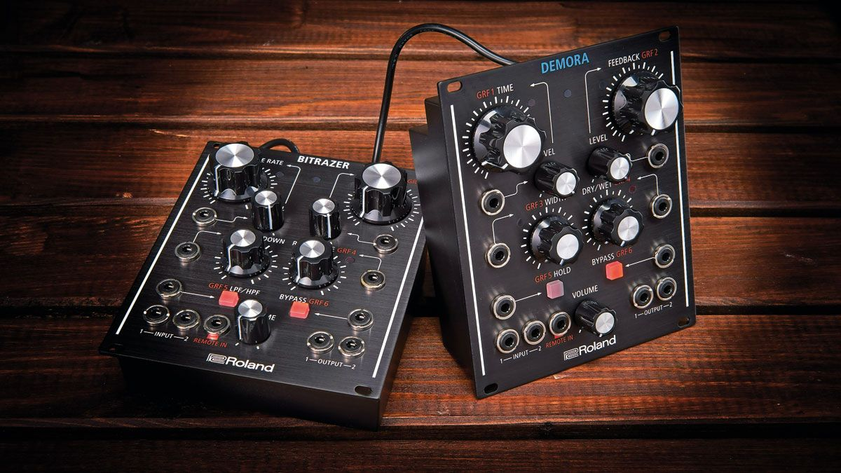 Roland Aira Demora Review Musicradar