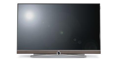 loewe connect 55 review techradar. Black Bedroom Furniture Sets. Home Design Ideas
