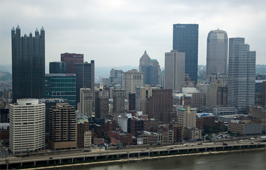 Gotham City: Pittsburgh
