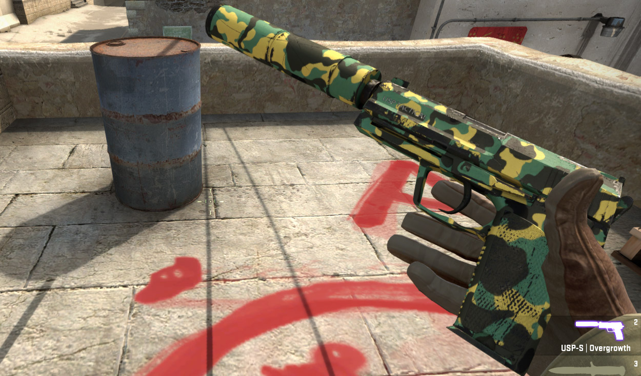 Most valuable item on CS:GO? Drop the Tech