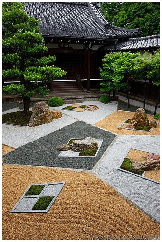 36 inspiring examples of landscape design creative bloq for Modern japanese garden
