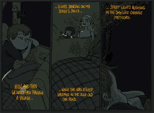 animated comic