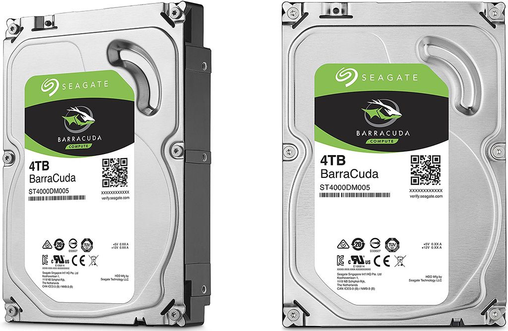 Seagate's beefy 4TB Barracuda hard drive is on sale for $100