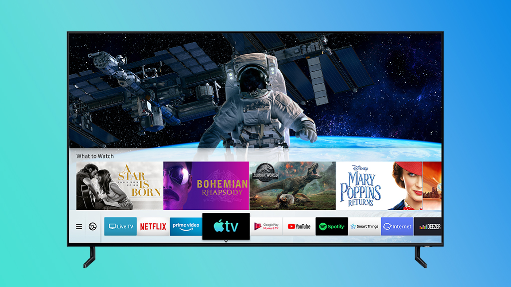 Apple TV app and AirPlay 2 now available on Samsung's 2019 smart TVs