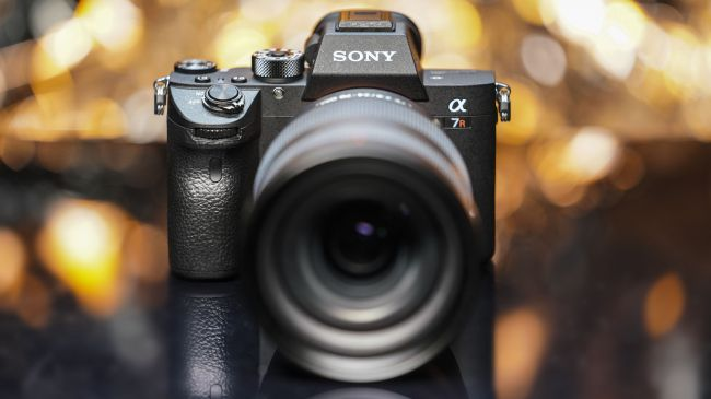 Best camera: Sony A7R III
