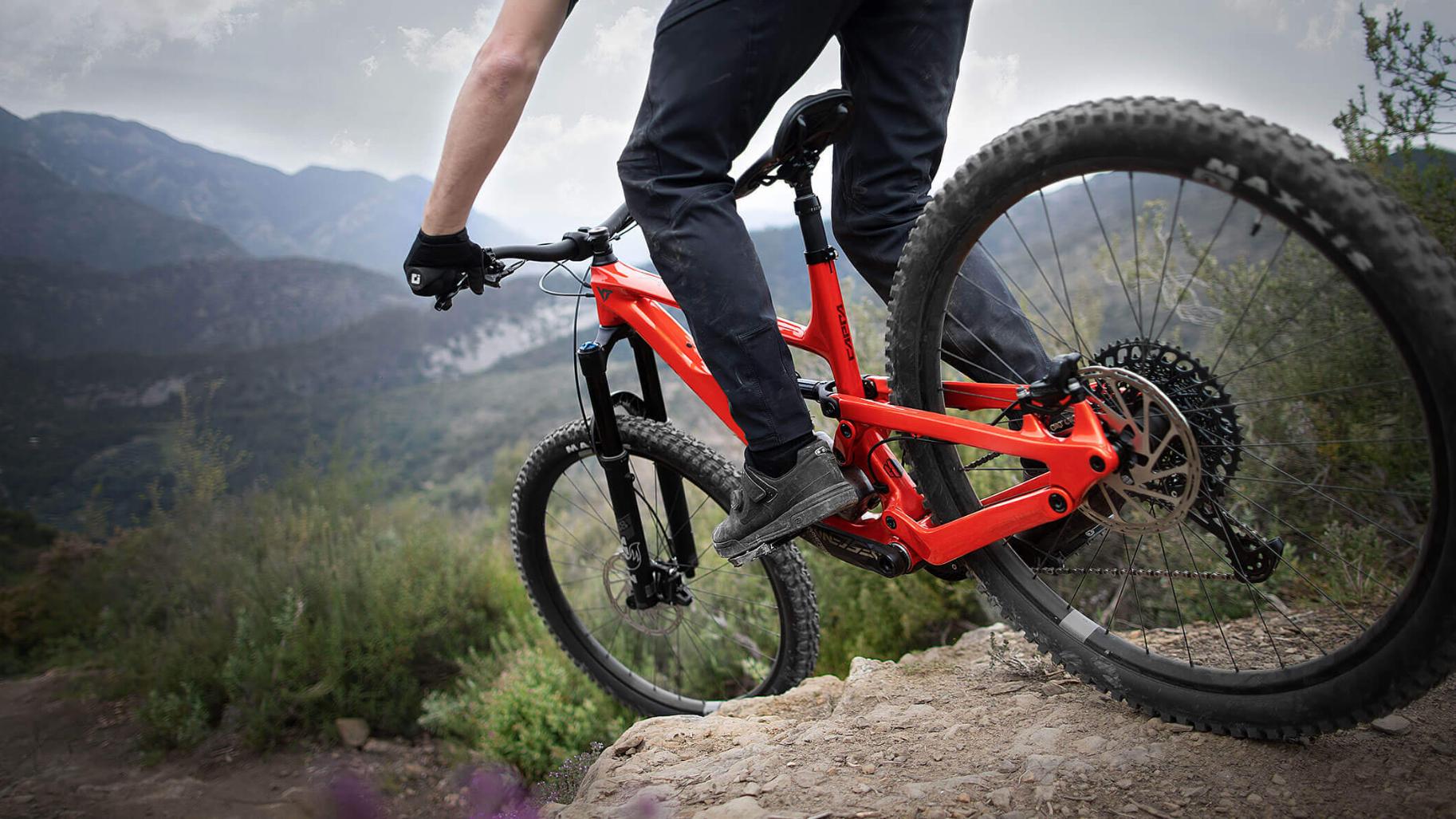 Mountain Biking - cover