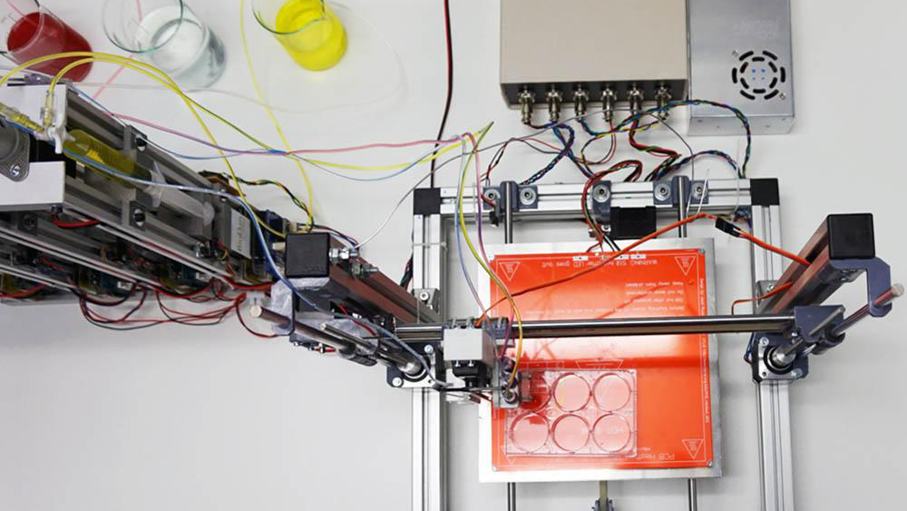 Scientists can now 3D-print human skin