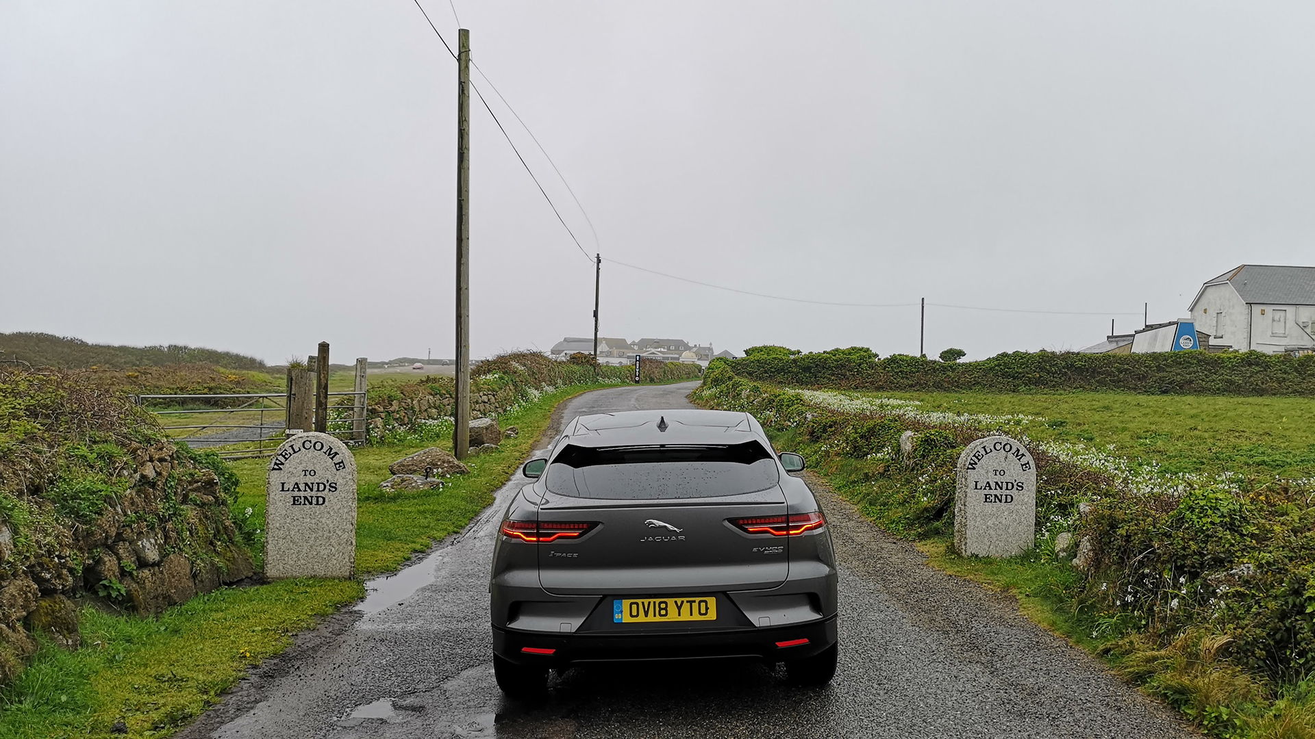 Jaguar I-PACE: pushed Lands End 6pLvsfZua5VT5gVFoyAC