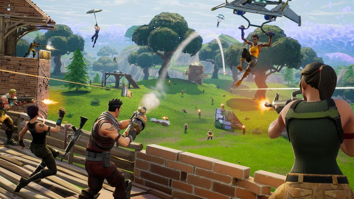 Fortnite is coming to mobile with cross-platform play