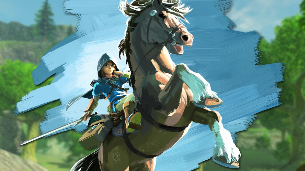 Zelda - Magazine cover
