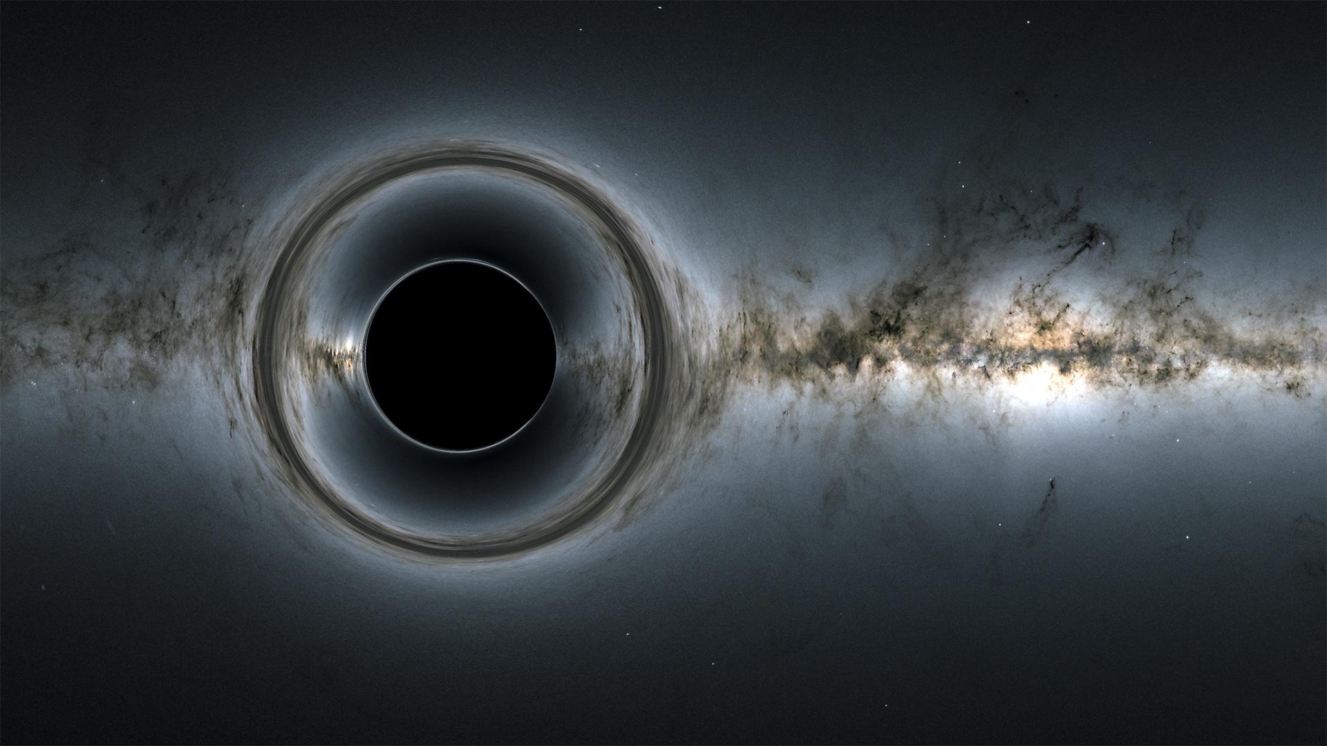 Take a Fun Trip into a Black Hole: What's It Like Inside?
