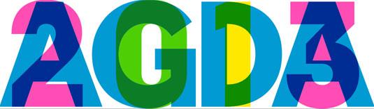 AGDA new logo