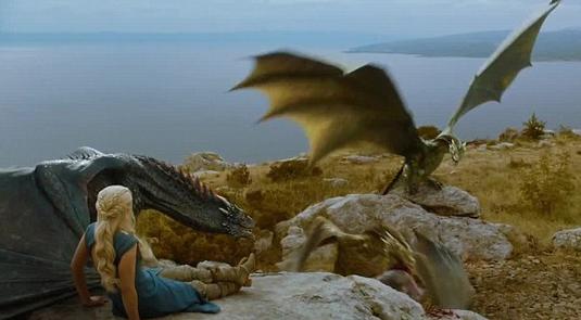 danerys dragon
