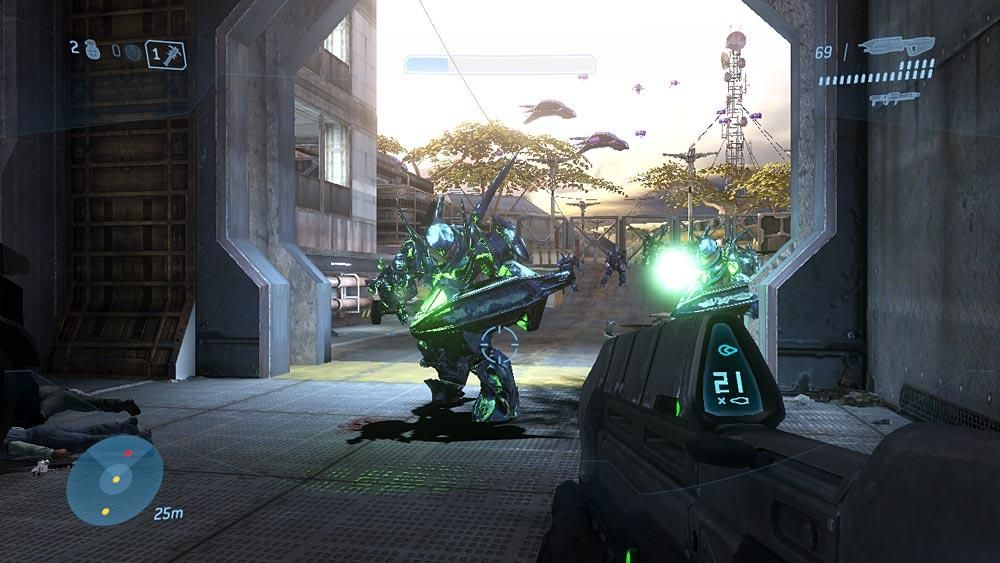 Halo 3 The Complete Story Gamesradar