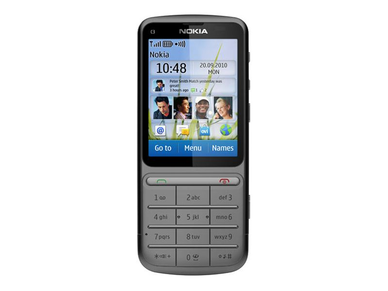 nokia c3 01 touch and type review techradar. Black Bedroom Furniture Sets. Home Design Ideas