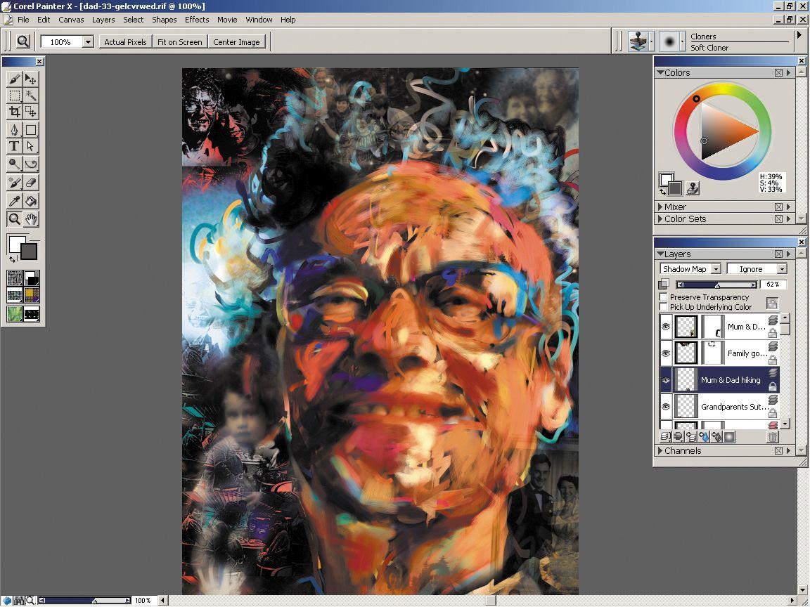 Corel Painter Software for Sale