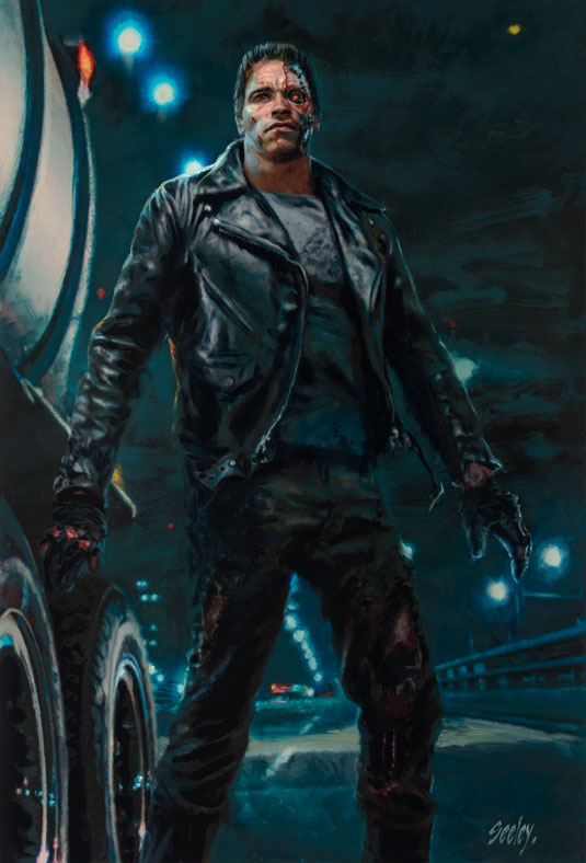 dave seeley's terminator