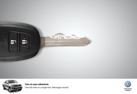 Print ads: Volkswagen