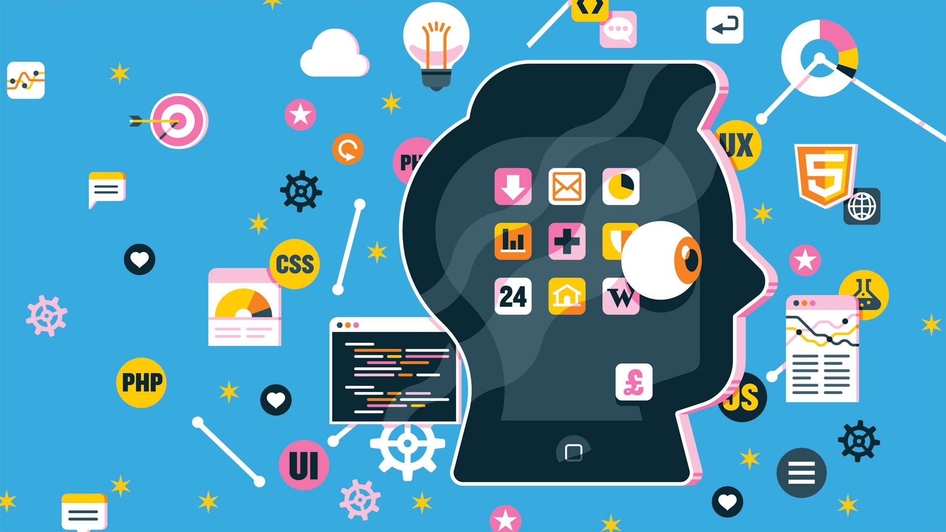 New skills in web design