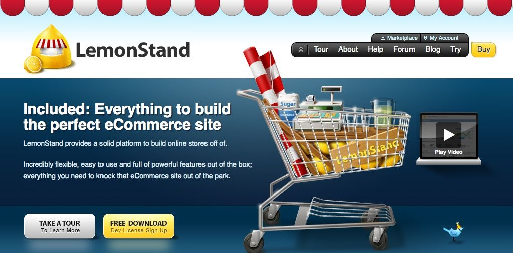 how to build ecommerce store