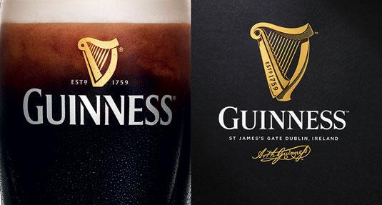 Guinness logos