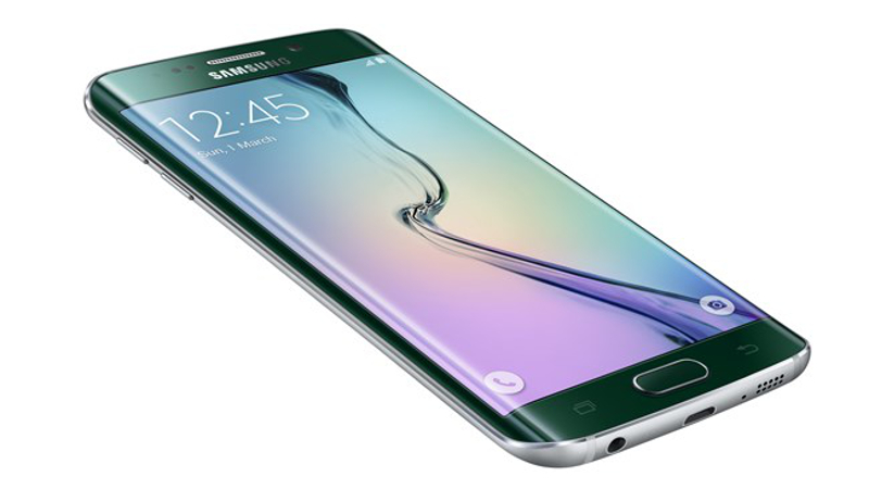 Samsung Galaxy S6 Edge Green_Emerald