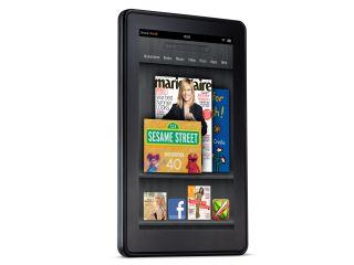 Kindle fire vs ipad side by side comparison