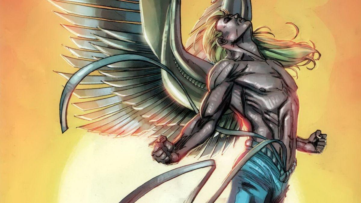 ben hardy confirmed as angel in xmen apocalypse get a