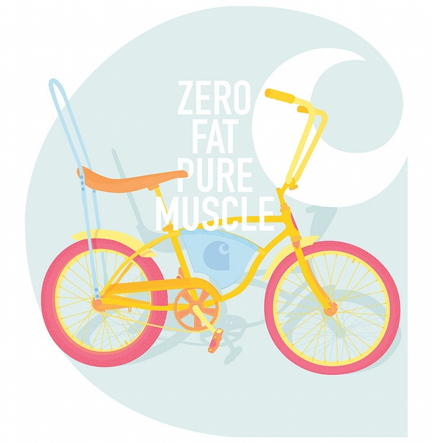 James Oconnell - Zero Fat Pure Muscle