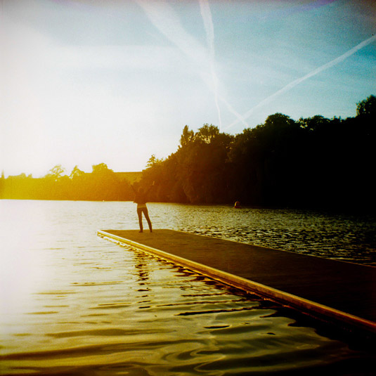 Lomography: sunset