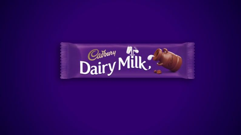 Cadbury alters iconic chocolate wrapper typography ...