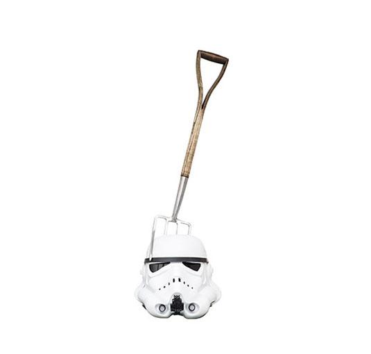 stormtrooper helmet exhibition