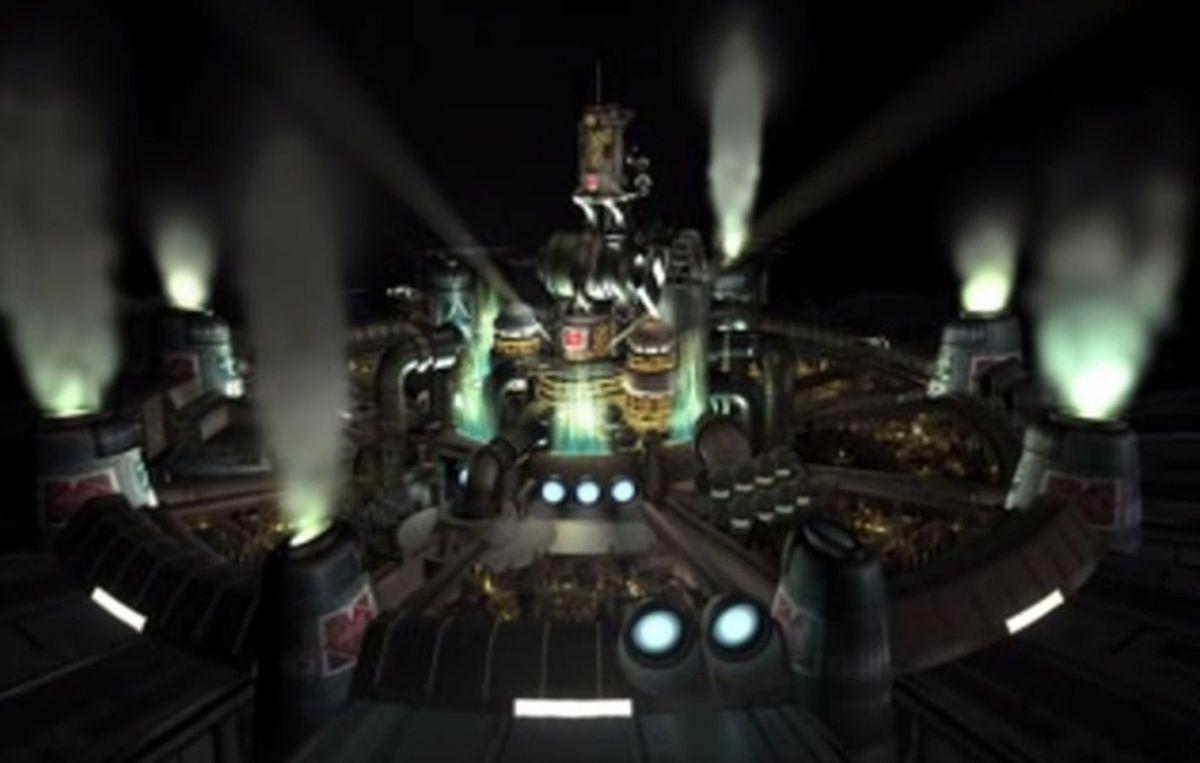 Why I Love Midgar in Final Fantasy 7