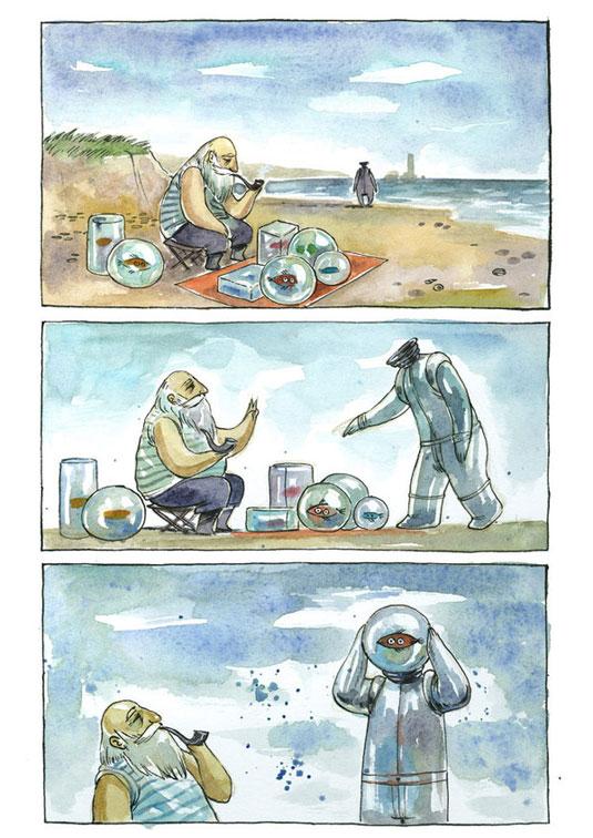 silent comics need no words to shine creative bloq