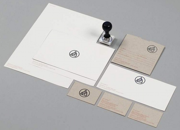 Art & Graft identity by Collective Approach
