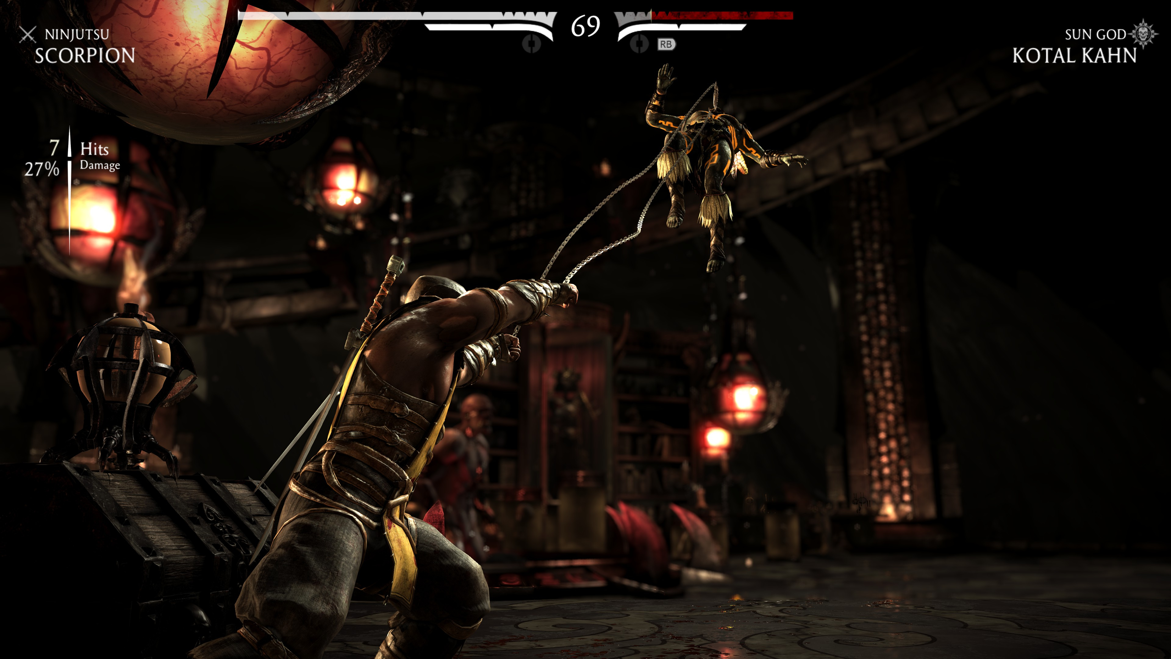 Best 4K games - Mortal Kombat X