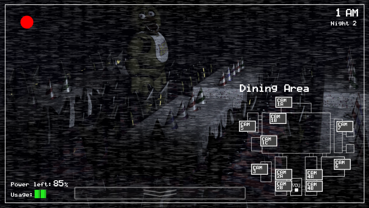 Five Nights At Freddy S Review Pc Gamer