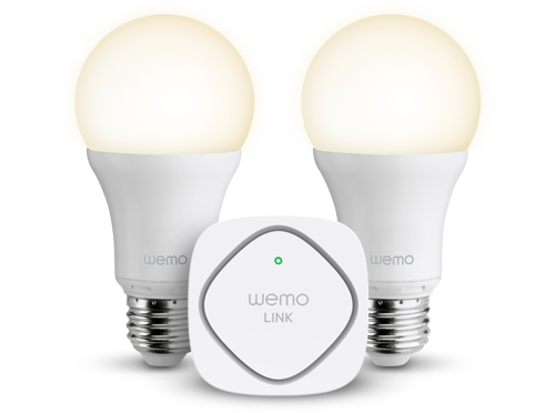 WeMo light bulb