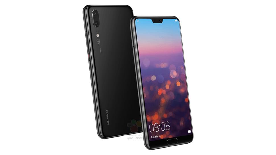 Otro volcado de especificaciones revela todo lo que necesita saber sobre el Huawei P20