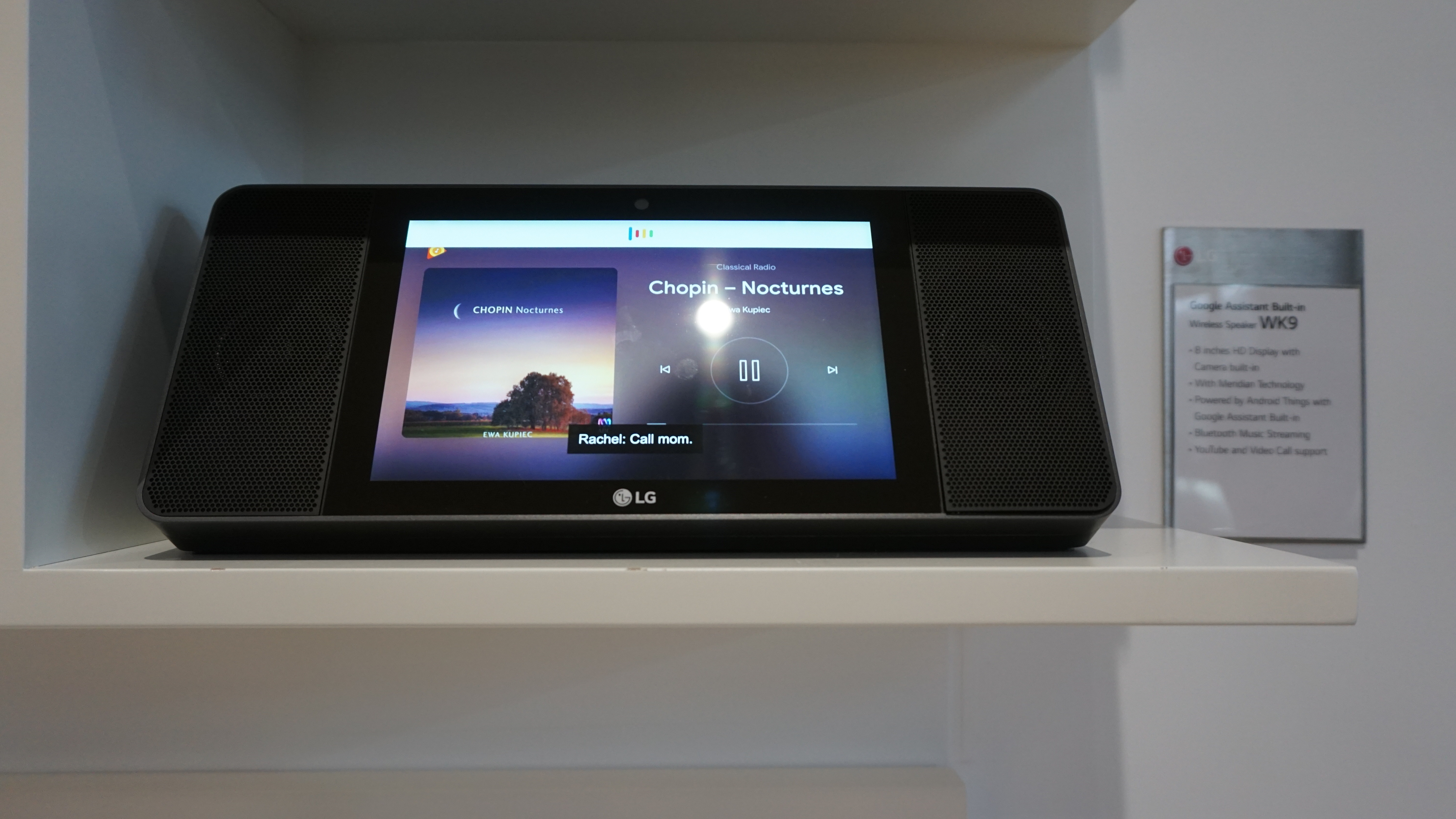 how to connect lg wireless speakers