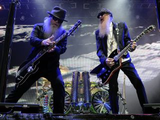 ZZ Top What a tribute to US
