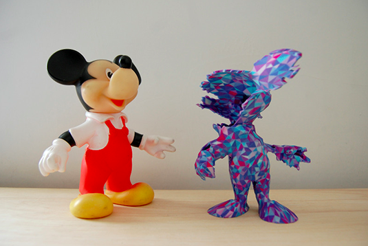 experimental design: 3D printing