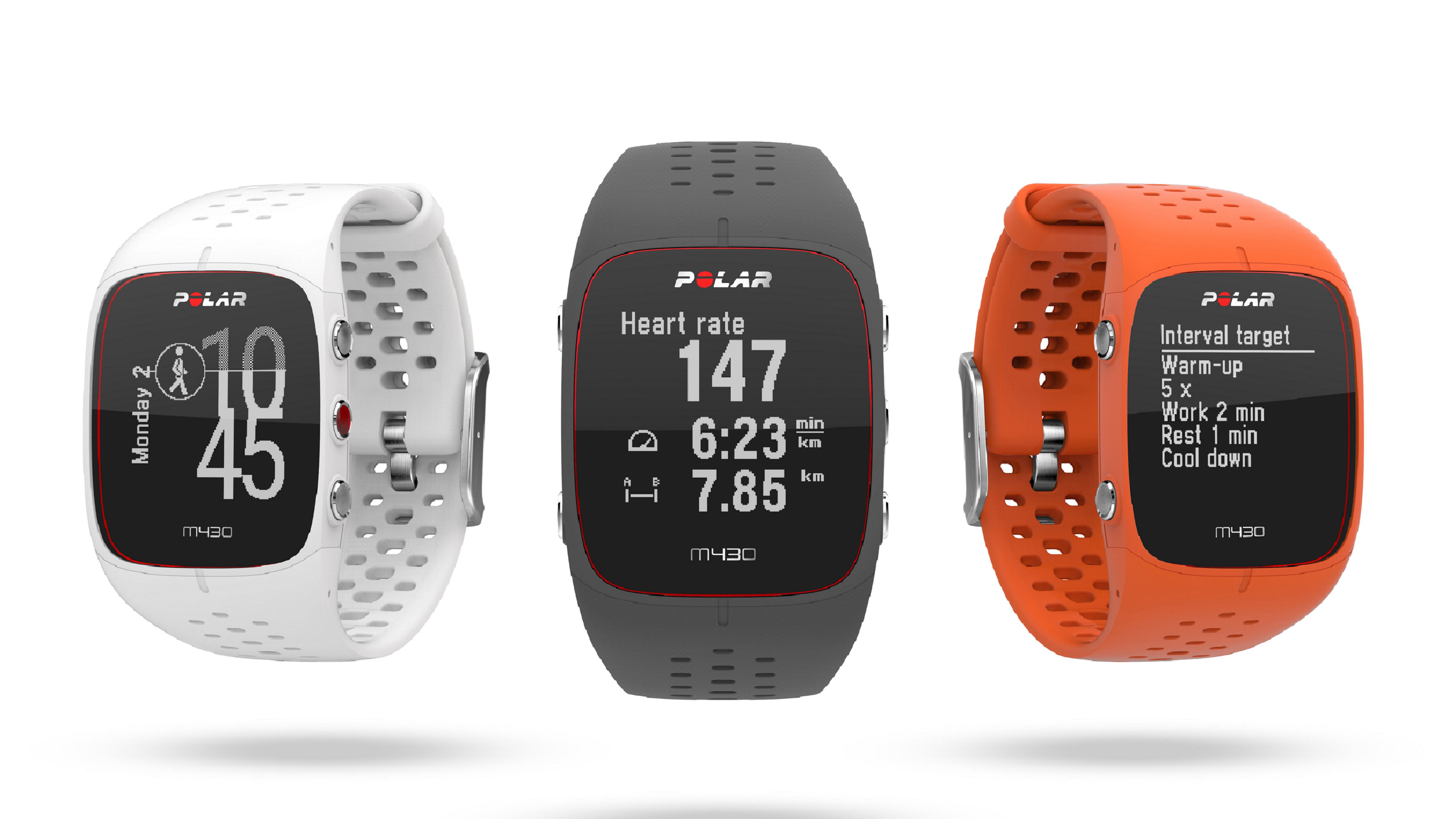 Polar s fuss-free M400 was Europe s best selling running watch for a  reason. Simple 1b61924f9