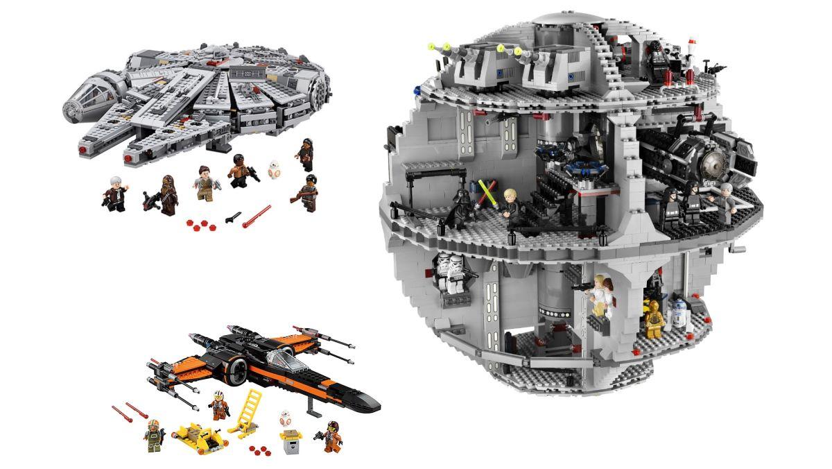 the 15 best lego star wars sets techradar. Black Bedroom Furniture Sets. Home Design Ideas