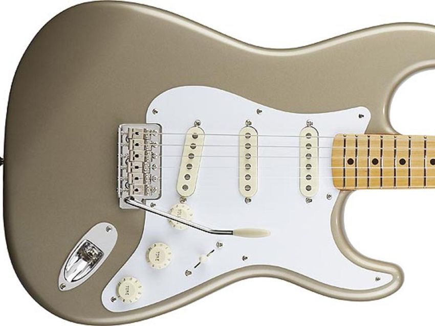 fender classic player 39 50s stratocaster review musicradar. Black Bedroom Furniture Sets. Home Design Ideas