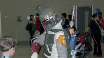 Boba Fett - didn't need backstory
