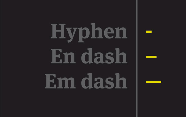 Master web typography: Dash comparison
