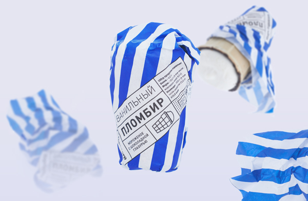 ice-cream packaging