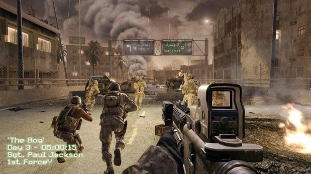 call of duty modern warfare 1 download full version