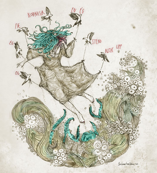illustrated songs